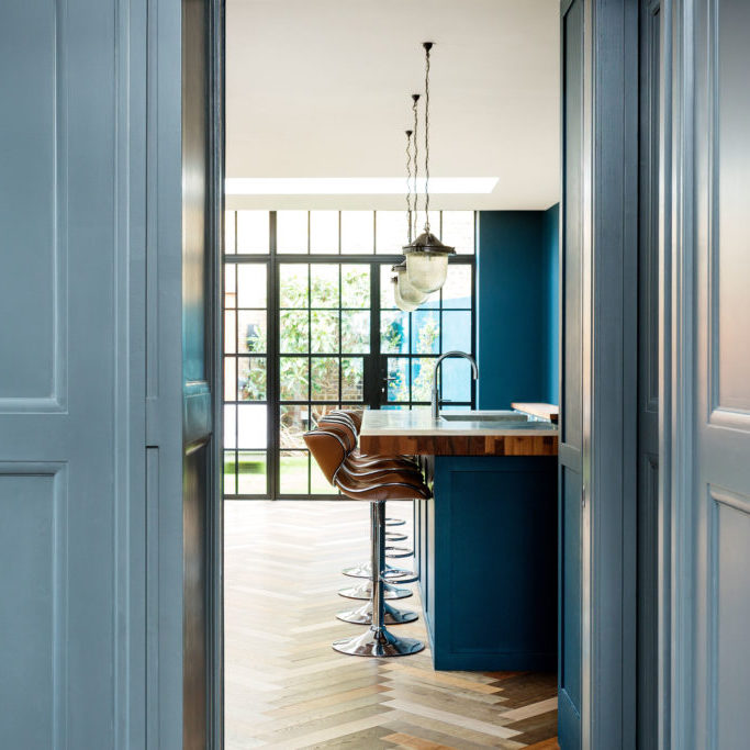 home painting and decorating south london