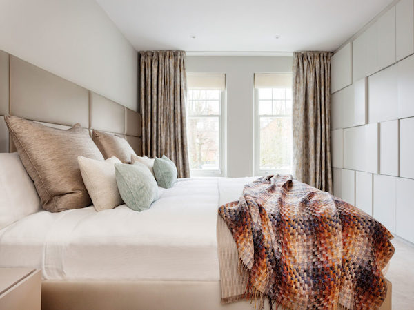 residential decorators in South London