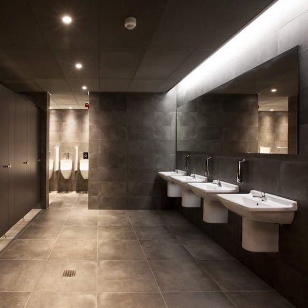 commercial tiling South London