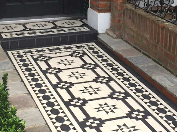 exterior residential tilers in South London