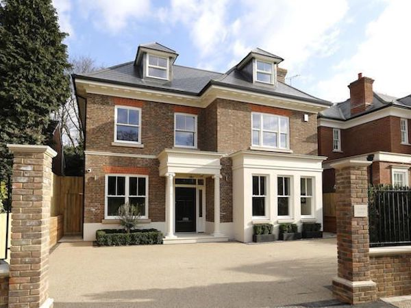 residential exterior painters and decorators in South London