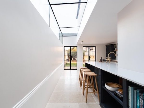 residential tiling in South London