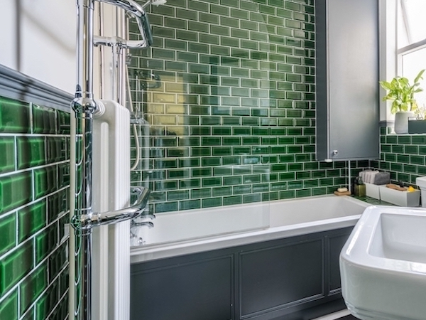 residential tiling services in South London